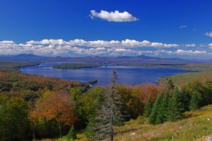 Height Of Land, Rangeley