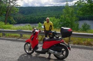 On US 201 to Jackman, Maine
