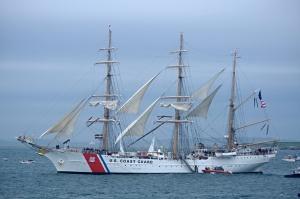 """USCG Barque """"Eagle"""""""