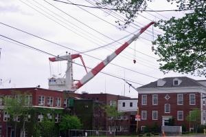 BIW Crane
